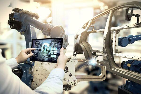 PITERION unterstützt deutschen Autohersteller bei der Qualitätssicherung von Schweißelementen