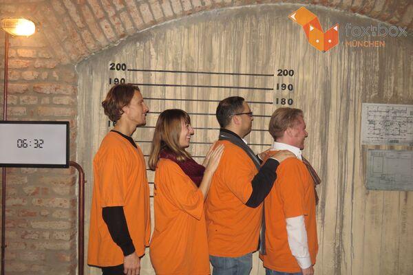 """26.11.18 - Gehirnakrobatik und """"irish handcuffs"""" in München!"""