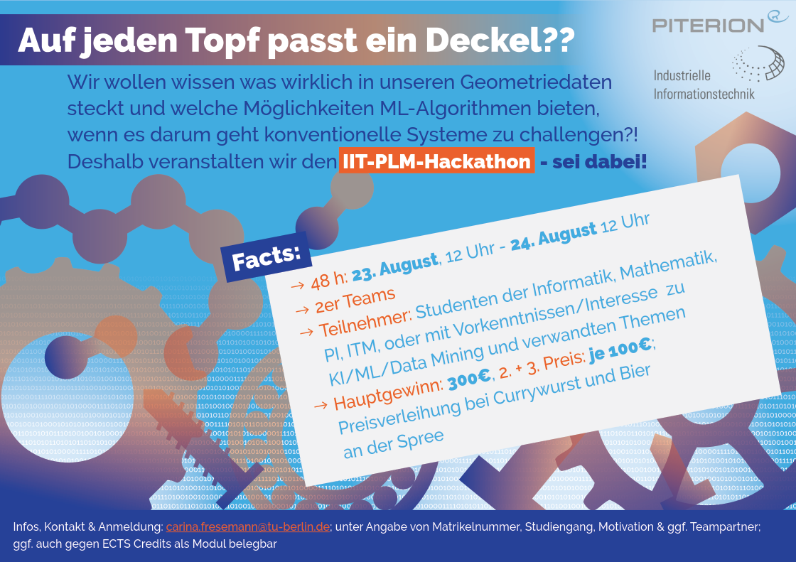 23.08.18 - Auf jeden Topf passt ein Deckel?? - PITERION GmbH